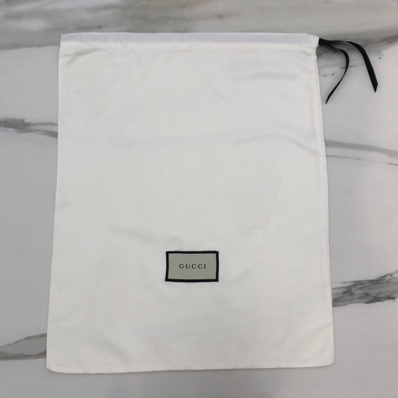 632b0622290 BRAND NEW MINT Authentic Gucci Drawstring Dust Bag